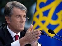 Не тешьте себя… Вам дали колонию и статус вчерашнего дня /Ющенко/