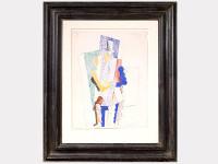 Американец выиграл в лотерею картину Пикассо стоимостью в миллион евро