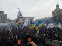 Народное вече создало Народное объединение «Майдан». Список руководителей