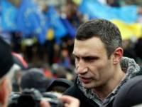 «Не рассосется!» Кличко призвал митингующих встречать Новый год и Рождество на Майдане