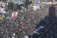 Евромайдан превращается в НОМ, а Антимайдан расходится. Картина выходных (21-22 декабря 2013)