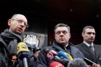 В «УДАРе» ждут арестов лидеров оппозиции и даже простых депутатов