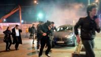 В Стамбуле демонстрация в защиту лесов закончилась водометами и слезоточивым газом