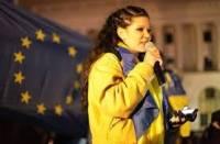 Руслана отказалась от должности в новообразованном «Майдане»