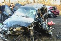 На Тернопольщине не поделили дорогу два внедорожника. Итог – 2 трупа и 7 человек в больнице