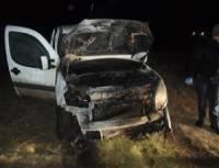 На Одесщине сожгли автомобиль активиста Евромайдана