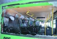 В Луганске перевернулась переполненная маршрутка. 29 человек оказались на больничных койках