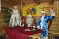 Главный Дед Мороз теперь будет встречать гостей в личной резиденции. И не где-то - а в Древнем Киеве
