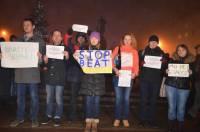 По Украине прокатилась волна журналистских майданов