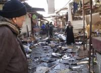 Рождество в Багдаде: три взрыва, тридцать четыре трупа