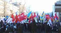 Пикет под МВД: нападение – расследовать, Захарченко – уволить. Фоторепортаж с места событий