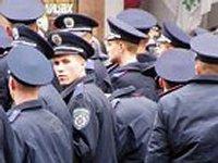 В суровом Николаеве активисты напомнили милиционерам о присяге и потребовали арестовать Захарченко