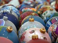 Милиция проверяет информацию о краже елочных игрушек из Киевской администрации