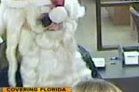 Санта-Клаус ограбил банк во Флориде. Его оружием был рождественский подарок