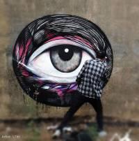 Лучшее «уличное искусство» уходящего года