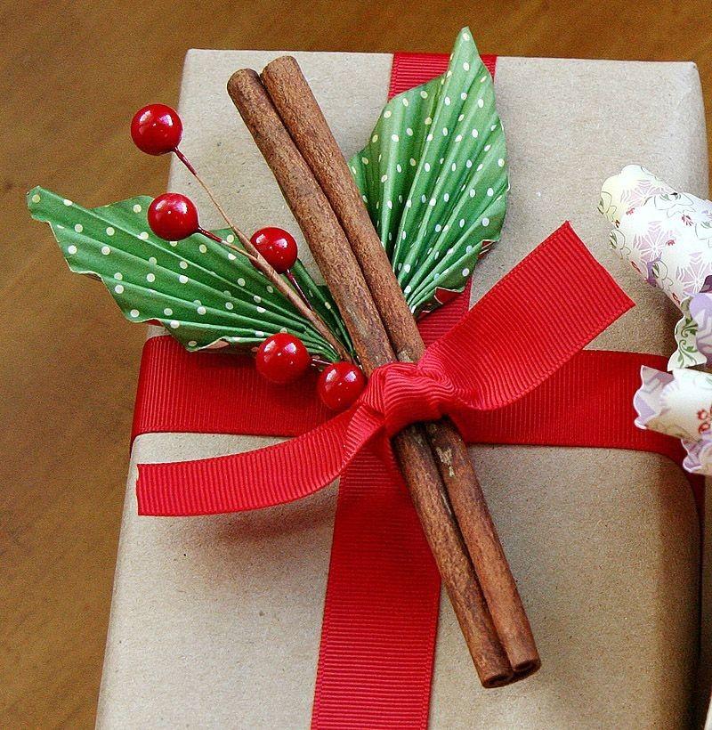 Новогодние идеи для подарков своими руками фото