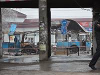 По уточненным данным, от взрыва троллейбуса в Волгограде пострадал 41 человек