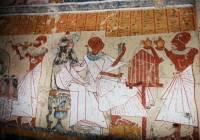 Японские археологи обнаружили гробницу личного пивовара фараона