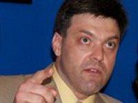 Тягнибок вместо бюджета хочет разбираться с избиением своего депутата