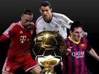 Golden Ball-2013. Взгляд из штрафной