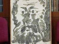 Неизвестный рисунок Пикассо неожиданно нашелся в Боснии