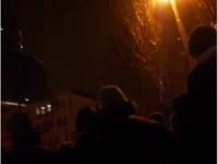 Титушки негодуют из-за невыплаты денег за митинг под посольством США