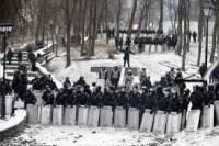 Недолгое перемирие на Грушевского и бунт в регионах. Хроника Майдана (23 января 2014)