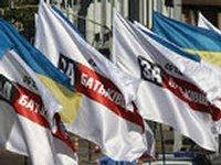 В Сумах избрали Народный совет и строят баррикады перед зданием облгосадминистрации
