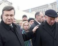 Азаров с Кабмином отправлены в отставку, скандальные законы — в урну, а Канада применила к нашим чиновникам санкции. Жизнеутверждающая картина дня (28 января 2014)