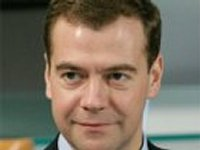 Медведев намекнул, что у него есть управа на новое украинское правительство