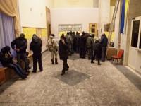Во время освобождения Министерства аграрной политики шесть человек получили ранения
