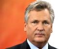 Квасьневский вдруг заявил, что новым премьером мог бы быть Порошенко