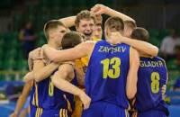 Сборная Украины по баскетболу узнала соперников по групповому этапу ЧМ