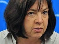 Хармс в очередной раз подчеркнула, что ее слова об австрийских паспортах украинских чиновников неправильно перевели с немецкого