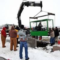 В Огайо заядлого байкера похоронили согласно его последнему желанию… верхом на мотоцикле
