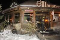 В Киеве неизвестные разгромили два ресторана