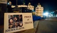 «Тела» погибших на Майдане активистов настигли Клюева и Бондаренко даже в Вашингтоне