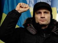 Кличко позвал Януковича на Майдан, а всех остальных - на забастовку