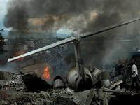 В Алжире объявлен трехдневный траур по погибшим в жуткой авиакатастрофе