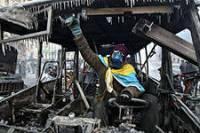 В центре Киева начались перебои с мобильной связью