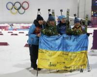 Украинки, взявшие «золото» на ОИ, посвятили свою победу Евромайдану