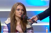 «Интер» врал три месяца о событиях на Майдане. Вы все свои программы должны вести на коленях и каяться за то, что вы сделали /журналистка «Интера»/