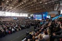 На съезде в Харькове депутаты взяли на себя власть на Юго-Востоке и в Крыму