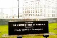США направили в Киев морскую пехоту. Правда, исключительно для охраны своего посольства