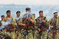 Замком Южного ВО России поставил украинским морпехам ультиматум. Требует сложить оружие