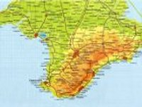 Госпогранслужба констатирует, что на паромной переправе «Крым-Кавказ» происходит накопление бронетехники
