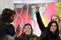 Руслана получила престижную награду из рук Мишель Обамы