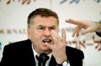 Жириновский требует от российских спецслужб прослушки всех украинских банков