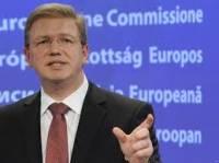 Фюле подтвердил, что ЕС намерен принять Украину в свои ряды