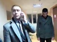 Тягнибок и Аваков осудили действия «свободовцев» на НТКУ. А Мирошниченко утверждает, что никого не бил